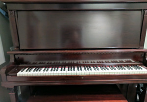1929 Upright Heintzman + free Clinton piano