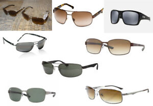 Sunglasses Oakley / Ray-Ban Price Tags attached