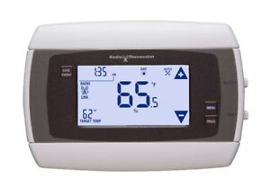 Honeywell Thermostat CT30 Programmable Touchscreen Z-Wave Module