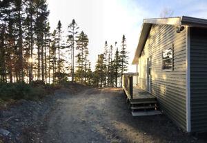 Two bedroom cottage on Thorburn Lake