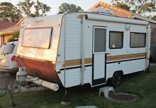 1992 Evernew Deluxe Full Caravan with Great A/c Upper Caboolture Caboolture Area Preview