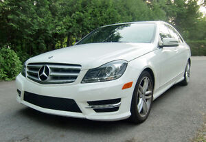 2013 Mercedes-BenzC300- PREMIUM PKG, NAVIGATION-PRICE REDUCED