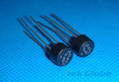 10pcs 2w10 Bridge Diode Rectifier 2a 1000v