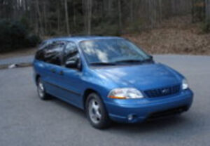 Mechanic special 2003 Ford Windstar SE