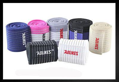 Universal Wrist Wrap (Universal Fitness Strength Sports Hand Wrist Bandage Straps Gym Wraps Protector)
