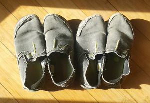 Cushe shoes size 7