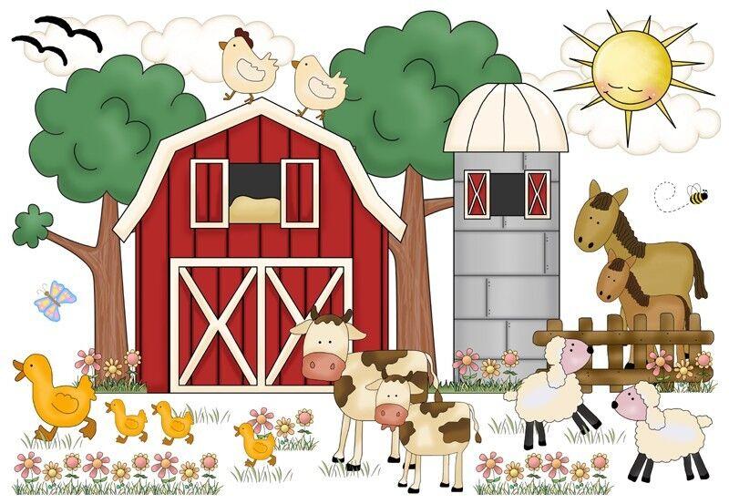 Farm Animal Nursery Ebay