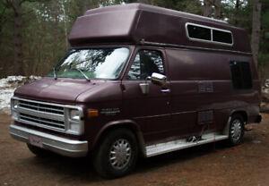 Chevy Van - Camper Van