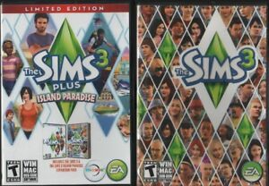 The Sims 1,2 & 3 And Other PC Games (Orillia)