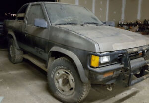 $ 2500 1987 NISSAN SE D21 4x4 amazing condition !!