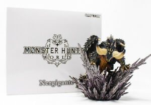 Monster Hunter World Collector's Edition Nergigante Statue