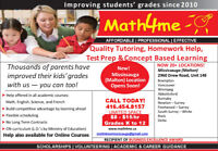 Innovative tutoring launching in Ontario!