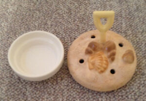SCENTSY FUN IN SUN TOP & DISH ONLY