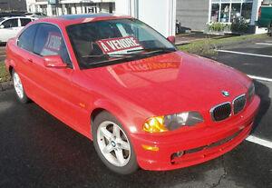 2000 BMW 3-Series 2.8 litre Coupé (2 portes)
