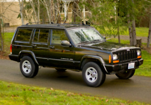 Looking for jeep Cherokee  stuff.