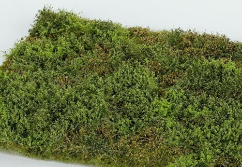 Model Scene F571 Premium Grass Mat Wild Area with Bushes Spring