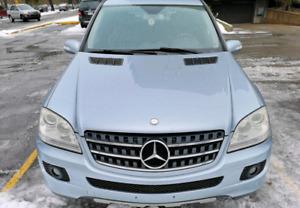 Mercedes ML320 CDI    ** diesel **