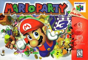 Mario Party Nintendo 64 Cart Only N64