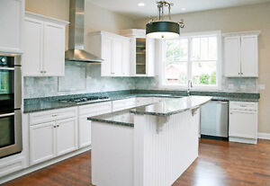Full Kitchen Design and Install with ONE Contractor