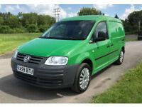 2010 Volkswagen Caddy Maxi 2.0TDI 140Bhp 6 Speed Manual Green *Just Serviced*
