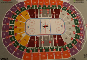 Detroit Red Wings vs. Pittsburgh Penguins - March 27th - 7:30