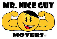 MOVING TO ALBERTA Call Mr Nice Guy Movers 1-844-860-MOVE (6683)