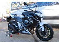 2013 KAWASAKI Z800, IMMACULATE CONDITION, £5,500 OR FLEXIBLE FINANCE TO SUIT YOU