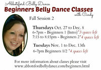 Belly Dance classes for Every Woman
