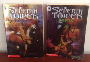 The Seventh Tower Books - 1 & 2