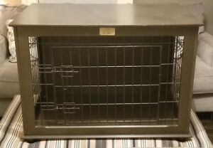 "Large Dog Crate, 37"" x 24"" x 27""  Cesar Millan"