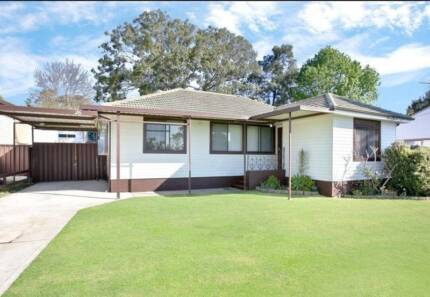 FOUR BEDROOM FAMILY HOME 26 Oxley Street, Lalor Park NSW 2147 Lalor Park Blacktown Area Preview