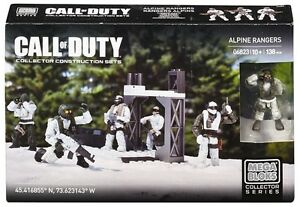 CALL OF DUTY MEGA BLOKS - CLASSIC BNIB SETS