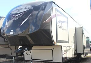 2016 Forest River Laminated Towable