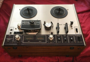 Akai 4000DS Mk II 3-Head, Reel-to-Reel Tape Deck