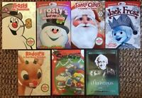 Classic Christmas TV Cartoons & Movies Collection