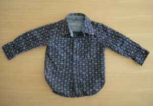 Gap Long Sleeve Collared Shirt - Size 2Y