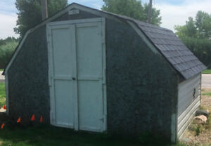 ~F R E E~   Garden Shed 8 X 12 - New Roof in 2017   ~F R E E ~