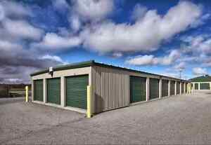 Heated and Non Heated Storage Units - LImited UNITS - St Thomas