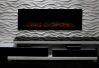 "Electric Fireplace40''50"" 60"" 70'' Built-IN*LIMITED TIME SPECIAL"