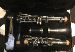 Yamaha Clarinet in Excellent Condition