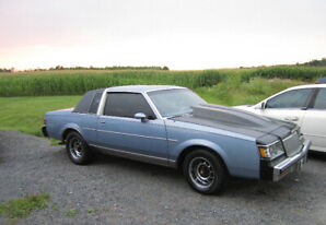 1984 Buick Regal - RUST FREE ROLLER