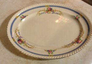 Vintage assiette à service OLD ENGLISH. JOHNSON BROS. ENGLAND. B