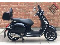 Vespa GTS 300cc (17 REG), Showroom conditon, Only 251 Miles, Lots of extras!