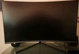 Samsung 4K Curved Monitor