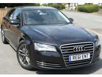 Audi A8 4.2 TDI ( 350ps ) Tiptronic 2011 QUATTRO SE only 37k mi