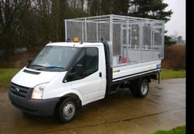 Cheaper than a skip waste removals Man & Van Tip Runs - Stone Stafford