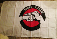 Kenpo Karate Flag - BRAND NEW