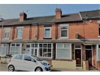 2 bedroom house in Leonard Street, Stoke-on-Trent, Staffordshire, ST6 1HJ