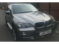 drives exceptionally 2008 BMW X5 3.0 30d SE 5dr