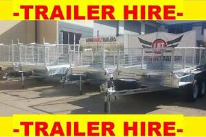 FOR HIRE / RENT - Long Haul Trailers - Box, Tandem, Heavy Duty Sumner Brisbane South West Preview
